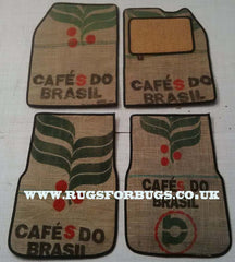 Coffee sack classic Beetle Over Mat Set