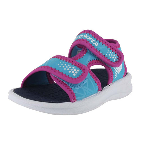 MENS (T) SPORT SANDAL WHITE BLUE