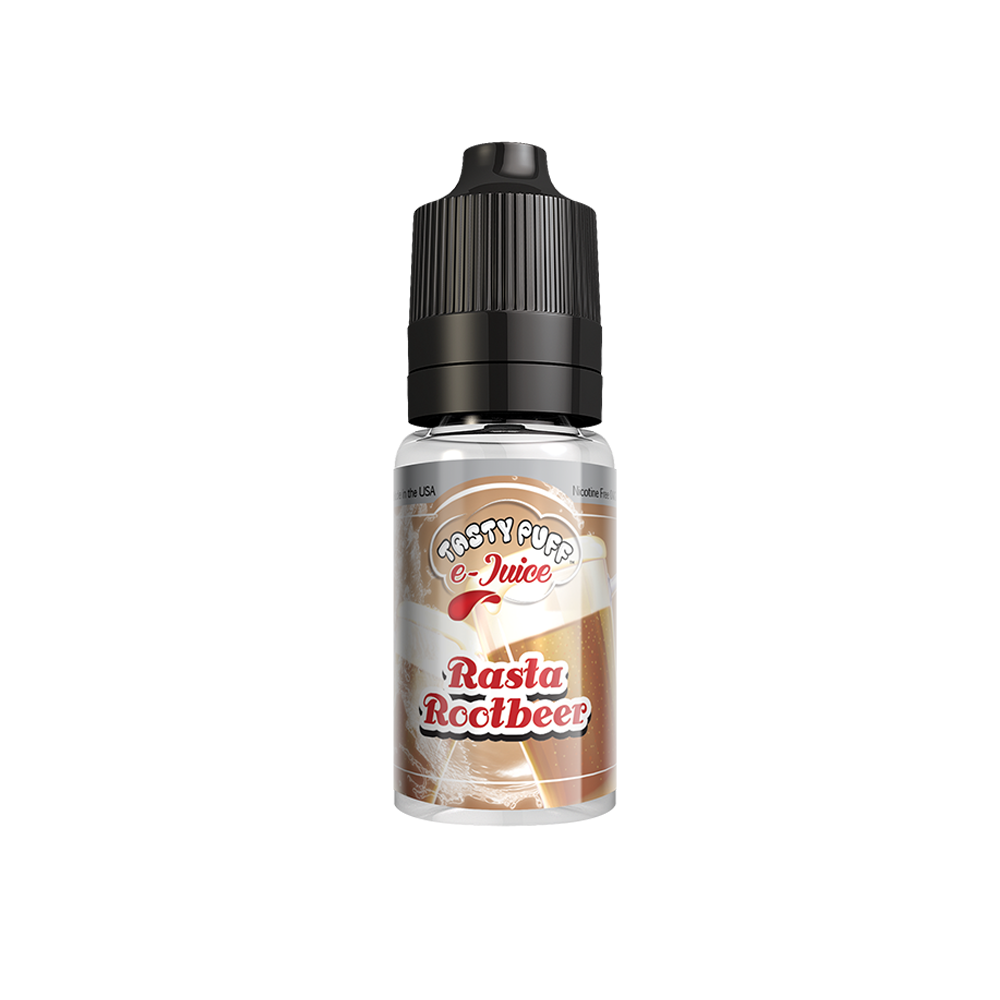 E-JUICE - RASTA ROOTBEER 12ML