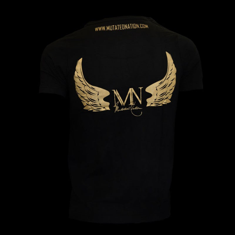 Men's Mutated Nation Henley Shirt