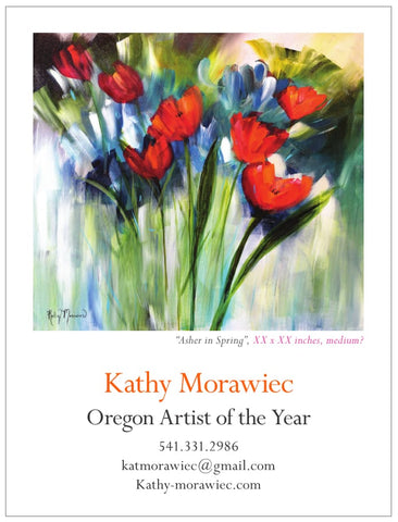 Oregon Artist of the Year Exploring TOSCA Fall Issue