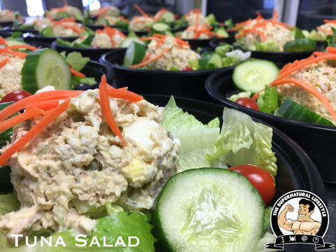 Super Tuna Salad