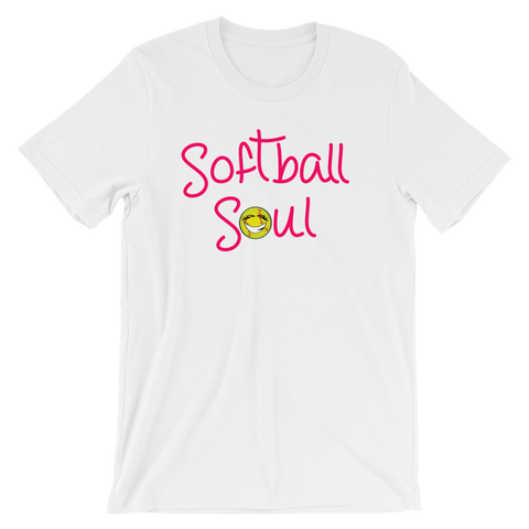 Softball Soul® Unisex T-Shirt