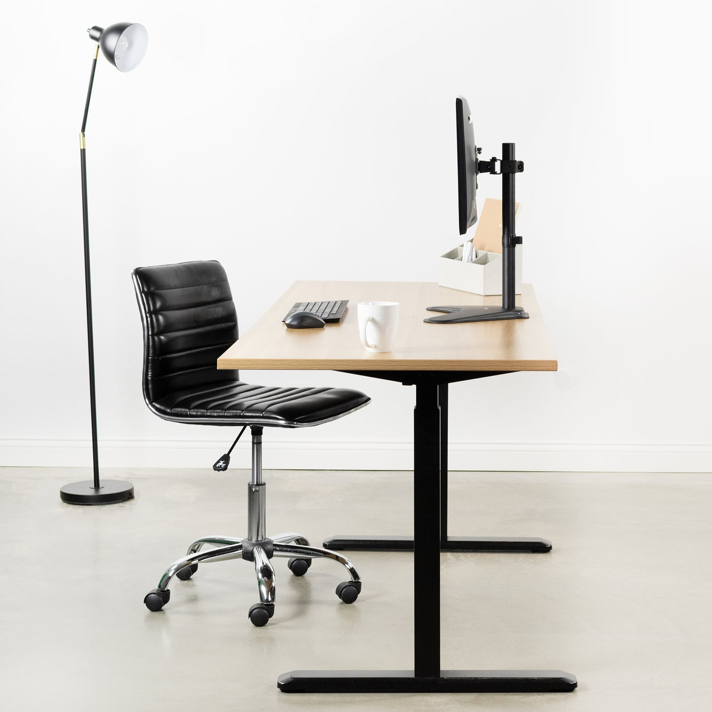 height adjustable desk frame electric and manualss