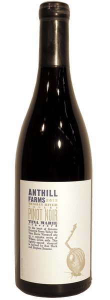 Anthill Farms Tina Marie Pinot Noir Russian River Valley  2013
