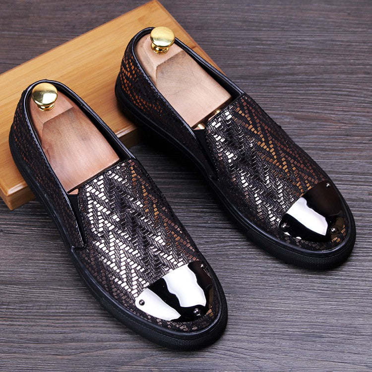 England set foot shoes breathable loafers daily increase