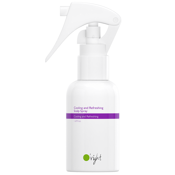 Cooling and Refreshing Scalp Spray