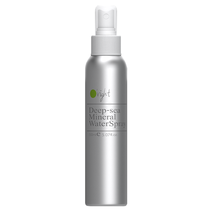 NEW! Deep-Sea Mineral Water Spray