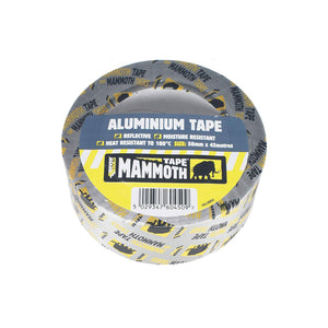 Everbuild Mammoth Aluminium Tape Heat Resistant  Sauna Insulation Tape Finnmark Sauna