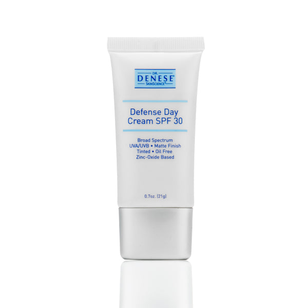 Dr. Denese SPF 30 Defense Day Cream 0.7 oz - travel size