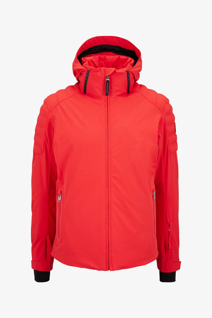 Bogner Sport - Men's Fred-T Ski Jacket in Red - ON SALE
