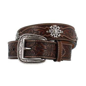 Ariat Range Belt - Saratoga Saddlery