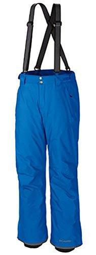 Columbia Men's Bugaboo Suspender Pant Hyper Blue - Saratoga Saddlery