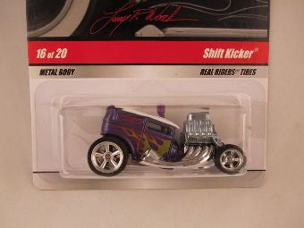 Hot Wheels Larry's Garage 2009, Shift Kicker, Purple