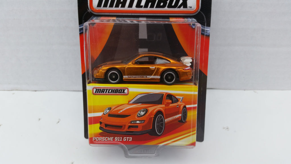 Matchbox Best of the World, Series 2, Porsche 911 GT3