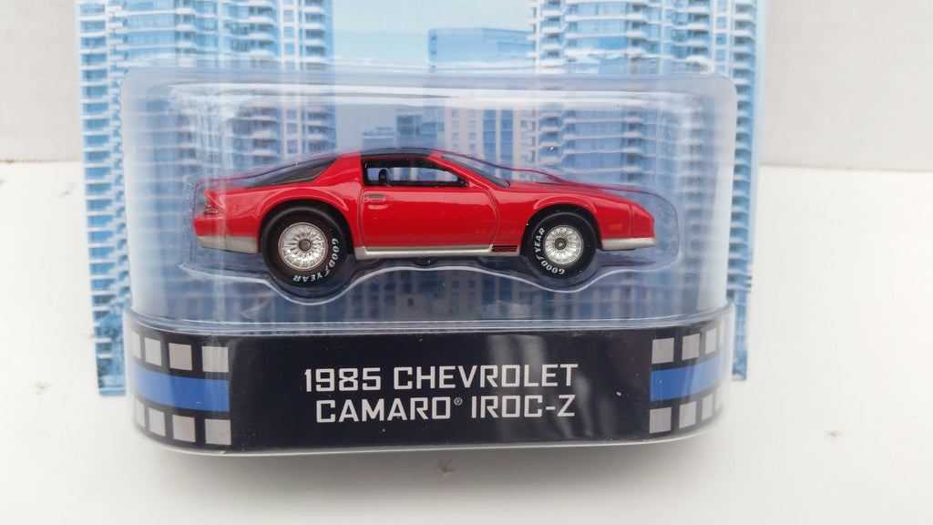 Hot Wheels Retro Entertainment 2013, Simon & Simon, 1985 Chevrolet Camaro IROC-Z