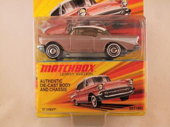 Matchbox Lesney Edition, '57 Chevy