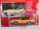 Johnny Lightning Mopar Muscle Magazine, Release 10, 1970 Plymouth Superbird