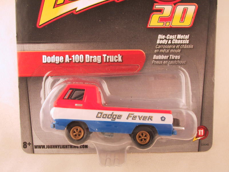 Johnny Lightning 2.0, Release 11, Dodge A-100 Drag Truck
