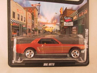 Hot Wheels Boulevard '65 Mustang