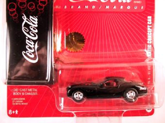 Johnny Lightning Coca Cola with Tin Box 2005, Chrysler Atlantic Concept Car