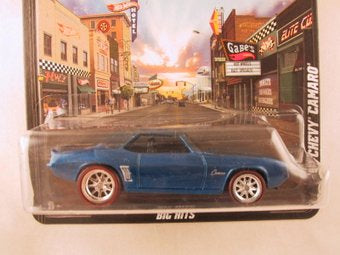 Hot Wheels Boulevard '69 Chevy Camaro