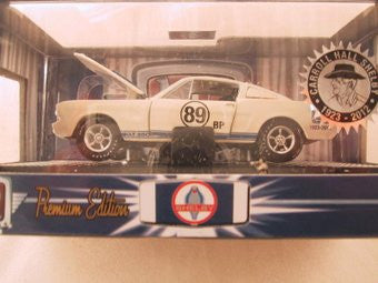 M2 Machines Detroit Muscle, Shelby Tribute, 1965 Shelby GT350R, White
