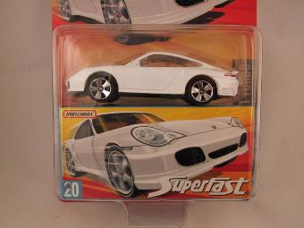 Matchbox Superfast 2006-2007, #20 Porsche 911 Turbo