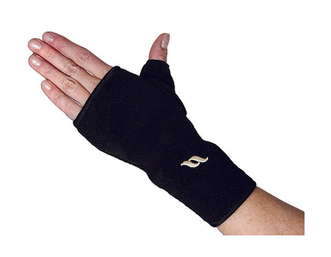 Back on Track Fleece Wrist Brace with Thumb