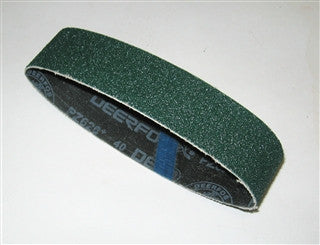 Evo HB-1 Replacement Sanding Belt--Green/Coarse