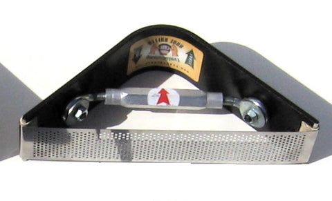 Evo The Hoof Buffer-2 'PRO' w/ Replaceable Perforated Stainless Steel Blade