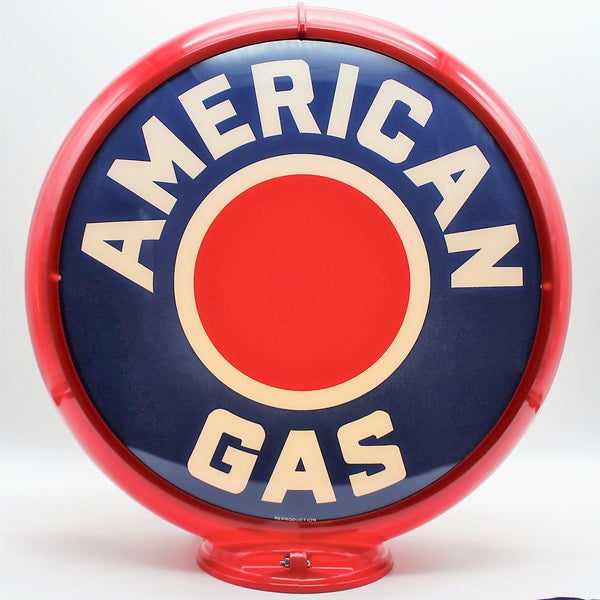AMERICAN GAS RED DOT 13.5