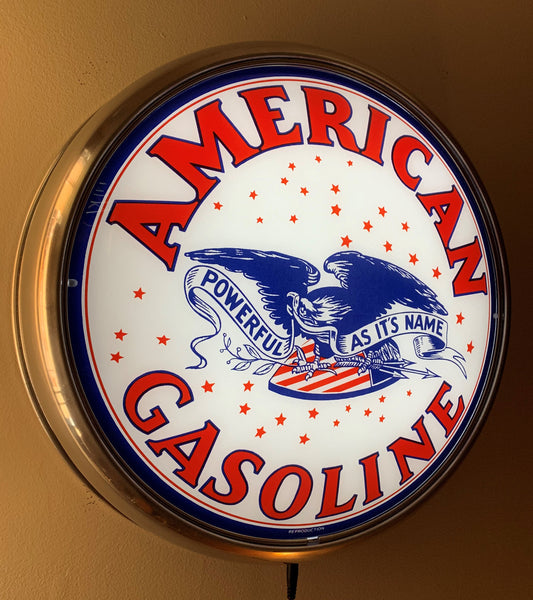 LED Wall Mount - American Gasoline