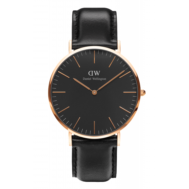 Classic Black Sheffield | 40mm
