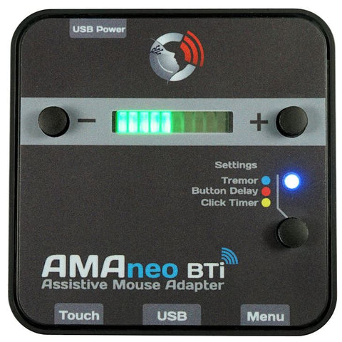 AMAneo BTi - Assistive Mouse Adapter for iOS - Bridges Canada