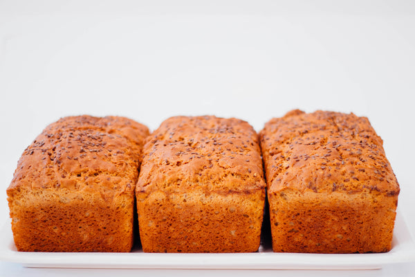 3 Seven Grain Loaves (DAIRY FREE)