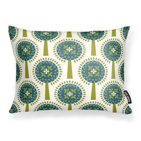 Ivy's Orchard - Cushion - WendyKaye - 1