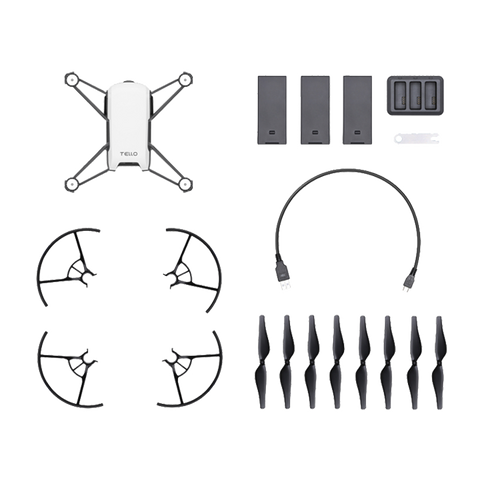 DJI Tello Drone - Fly More Combo