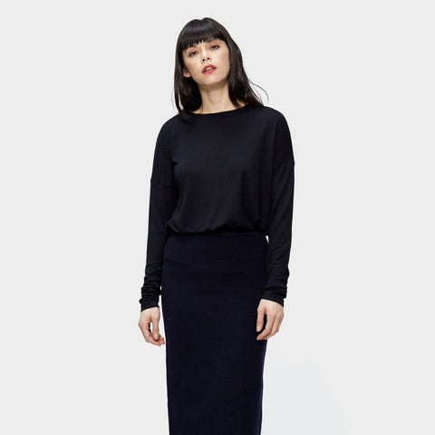 Alexa Silk Dress