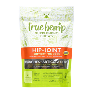 True Hemp™ Chews • HIP+JOINT