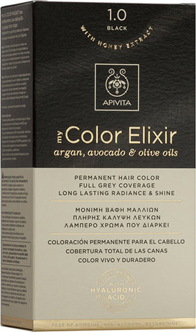 Apivita My Color Elixir 1.0 Μαύρο