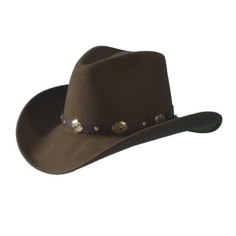 Turner Hat presents the Cheyenne Acorn