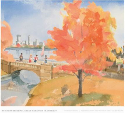 2016 Medtronic Twin Cities Marathon Weekend Poster