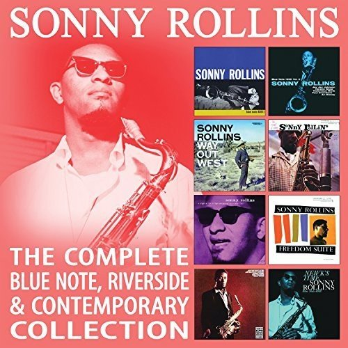 Sonny Rollins - Complete Blue Note Riverside & Contemporary Collection (4 CDS)