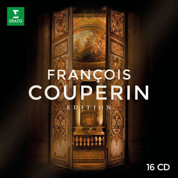 COUPERIN EDITION (16 CDS)