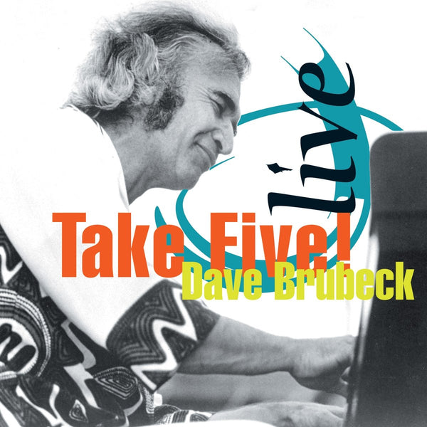 Dave Brubeck: Live Take Five (Live at Montreaux)