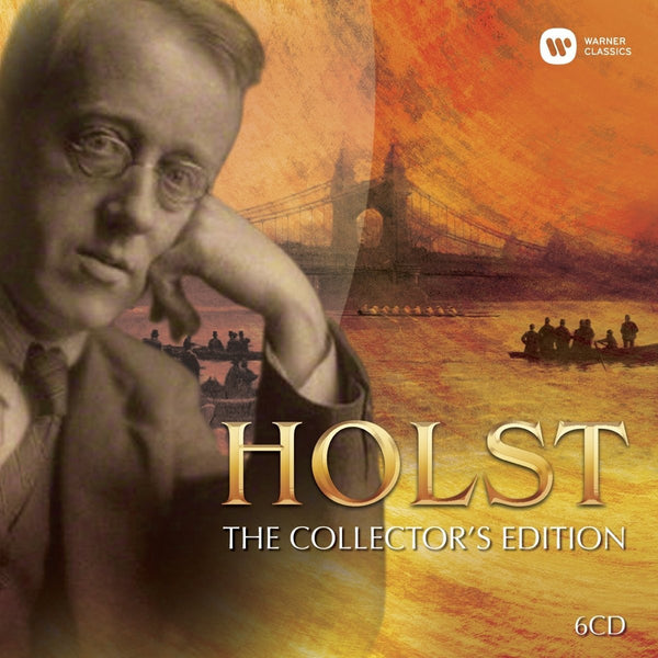 Holst: The Collector's Edition (6 CDs)
