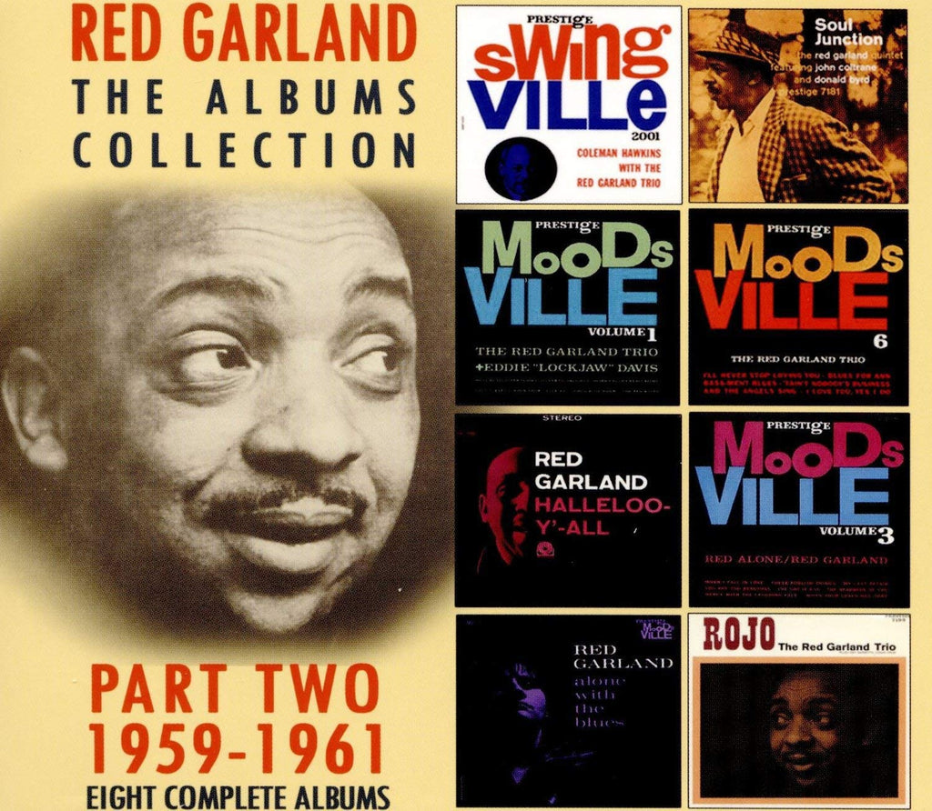 Red Garland - Albums Collection Part Two: 1959-1961 (4 CDS)
