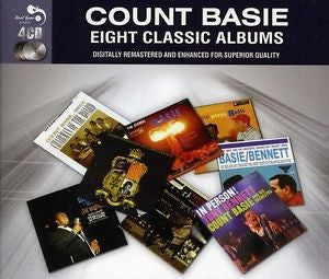 BASIE, COUNT (4CD SET): Eight Classic Albums - Digitally Remastered