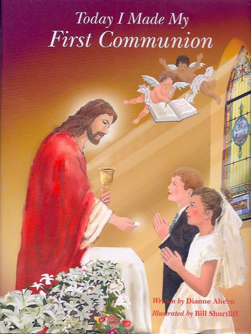 Today I Made My First Communion - paschallambselect.com